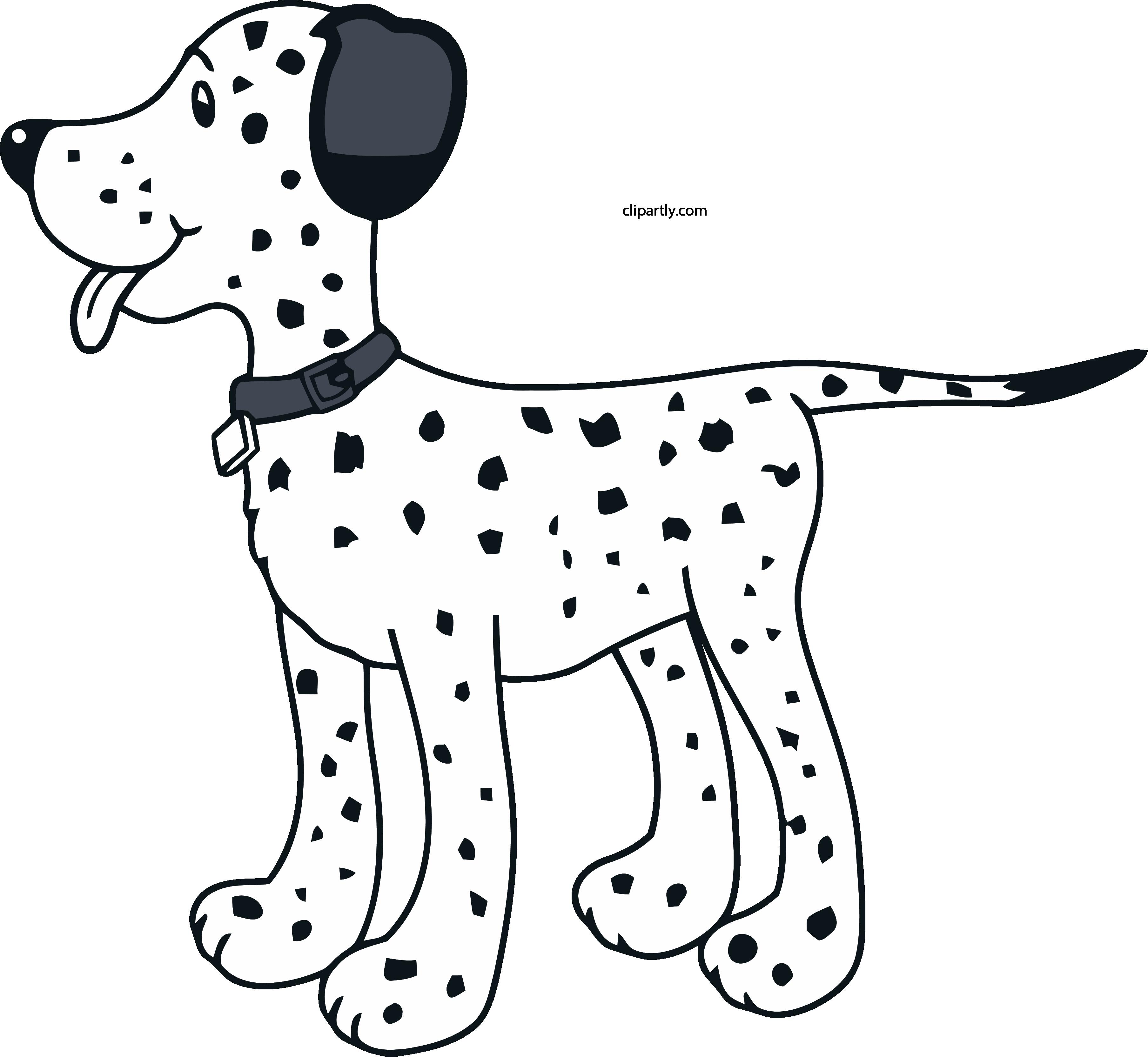 Download Free png Dalmatian Fire Dog Clip Art Clipart Png.