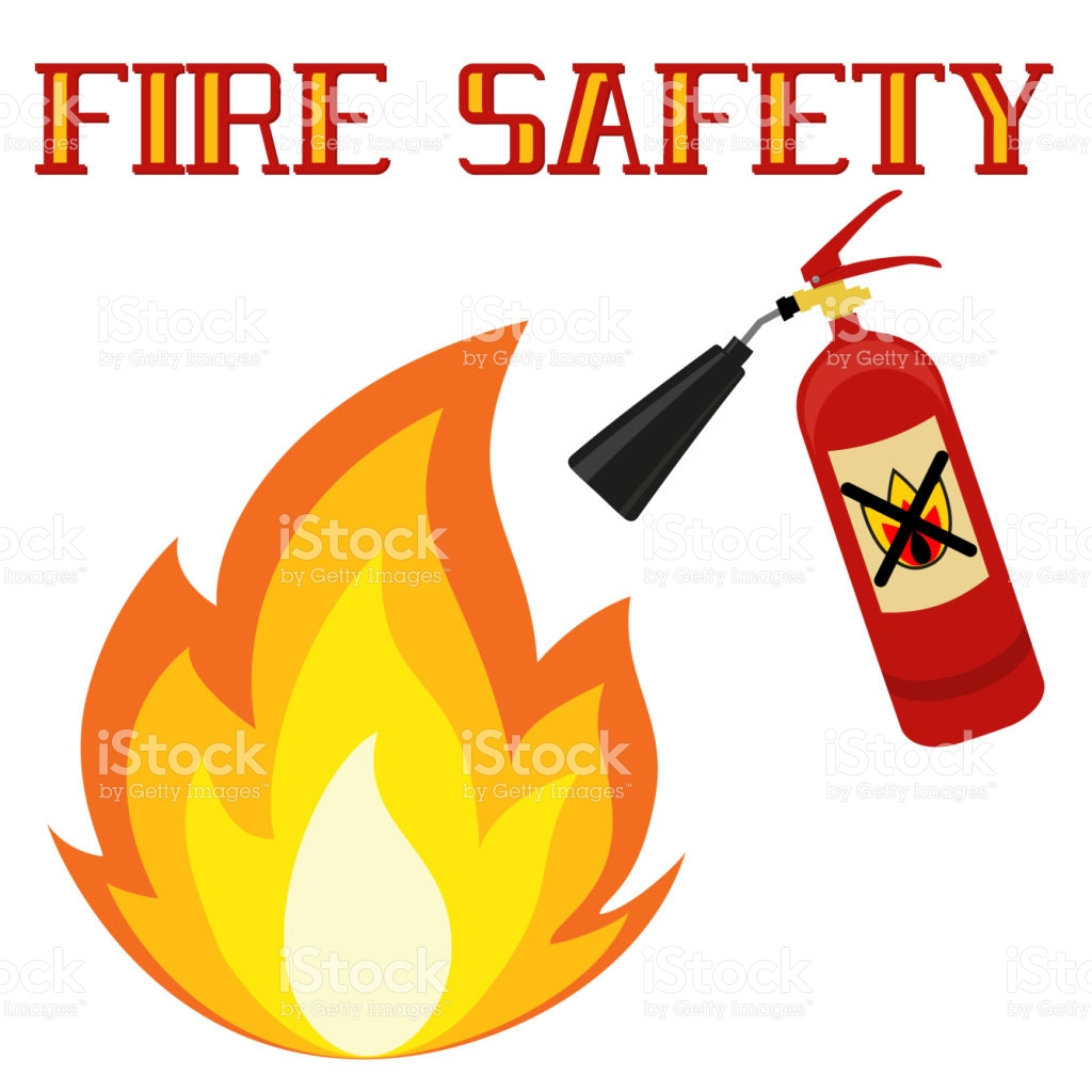 Clipart fire safety 8 » Clipart Station.