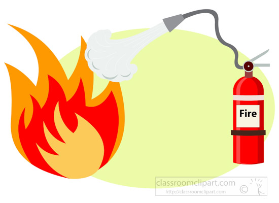 Fire safety clipart » Clipart Station.