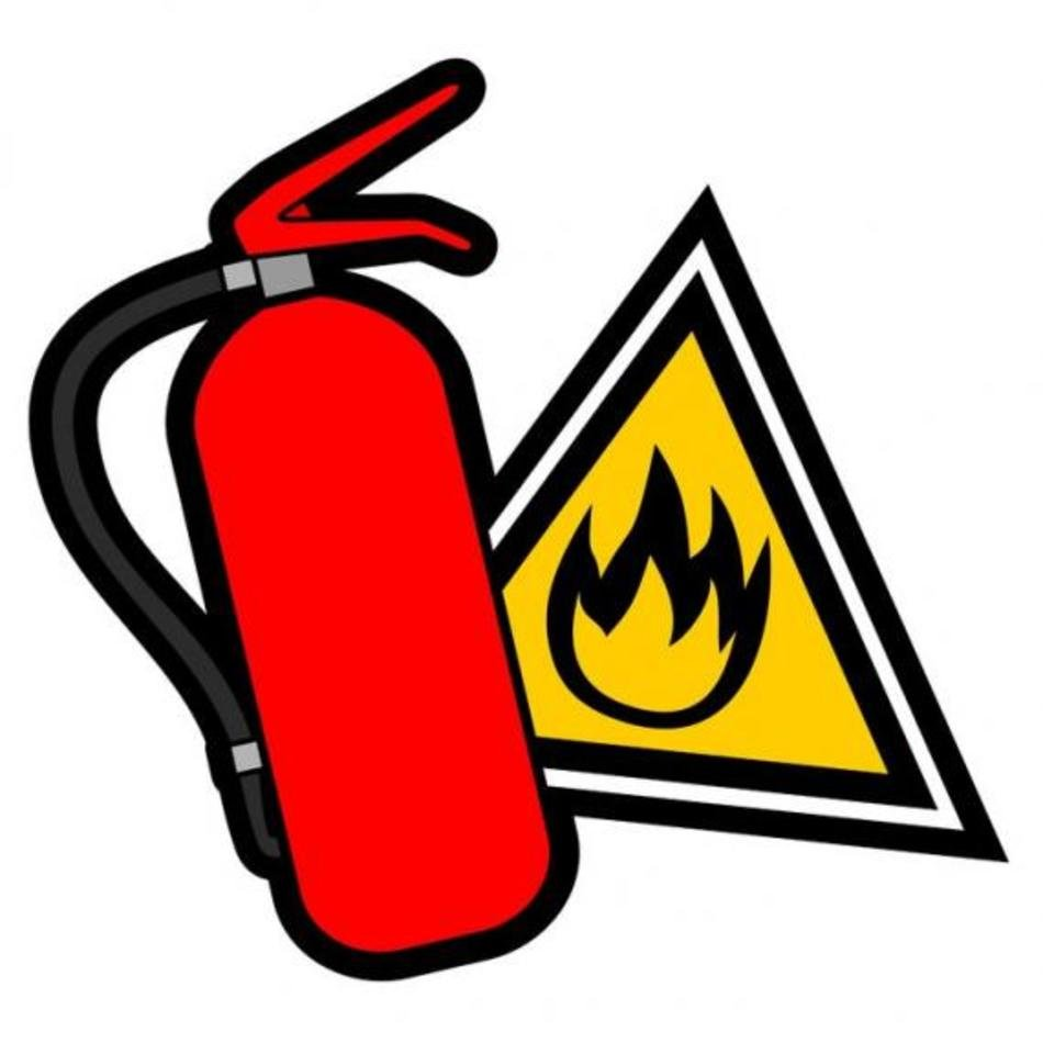 Fire Safety Clip Art N8 free image.