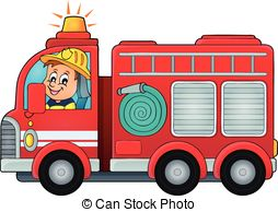 Fire truck Stock Illustrations. 5,972 Fire truck clip art images and.