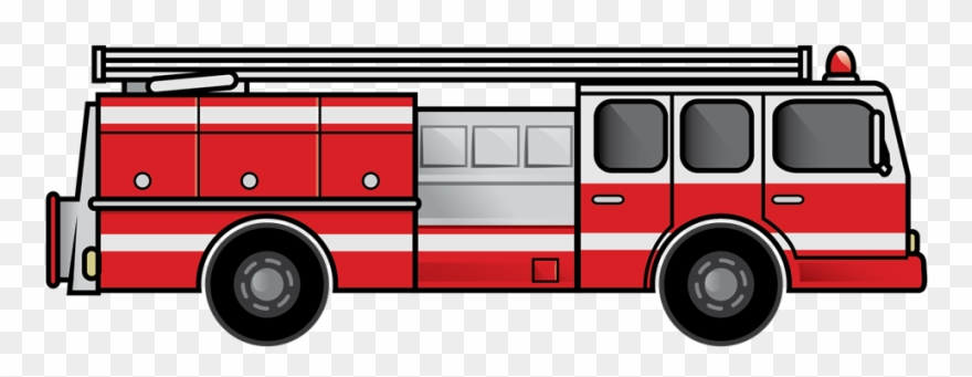 Fire Truck Free To Use Clip Art.
