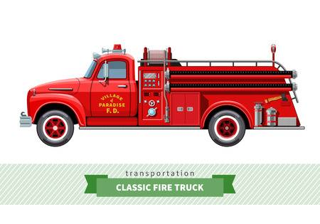 8,324 Fire Truck Stock Illustrations, Cliparts And Royalty Free Fire.