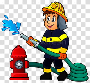 Firefighter Fire department Firefighting Logo, firefighter skulls.