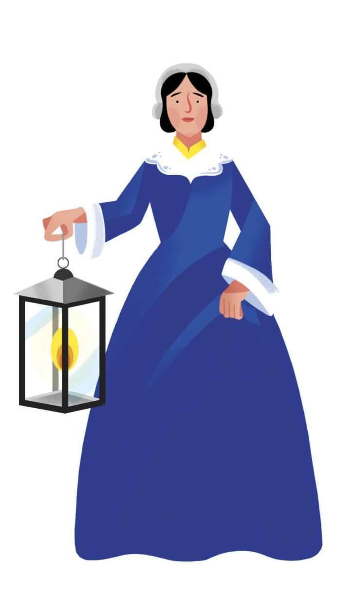 Florence nightingale clipart 2 » Clipart Portal.