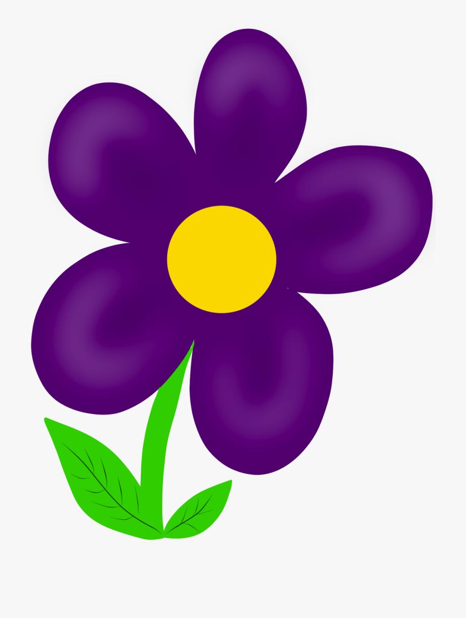 Summer Flowers Clip Art.
