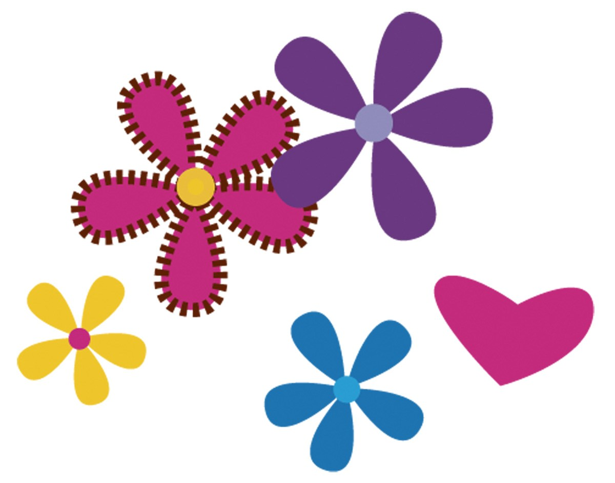 Clipart flowers and hearts 3 » Clipart Portal.