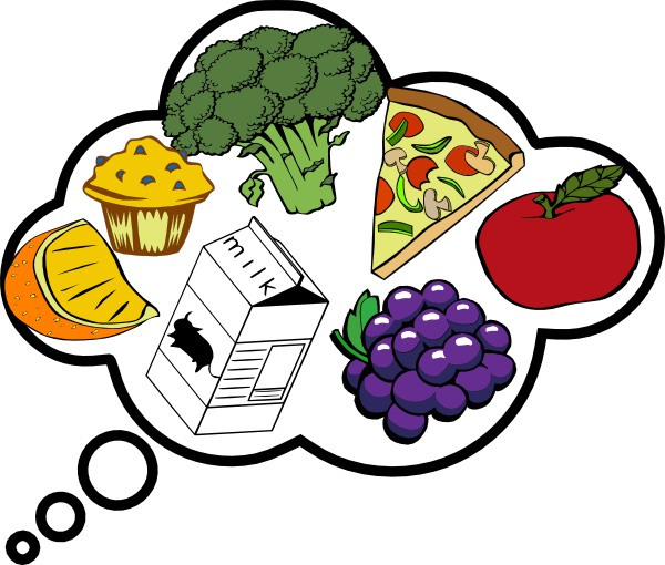 Food For Thought Clip Art at Clker.com.