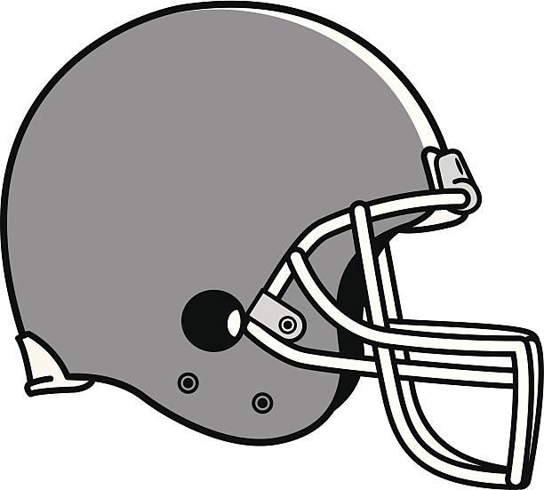 Best Football Helmet Illustrations, Royalty.