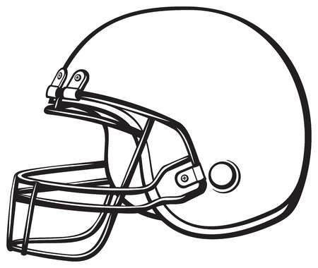 15,577 Football Helmet Cliparts, Stock Vector And Royalty Free.