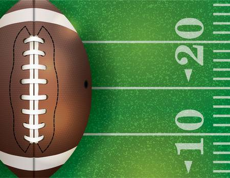 Clipart football field 6 » Clipart Station.