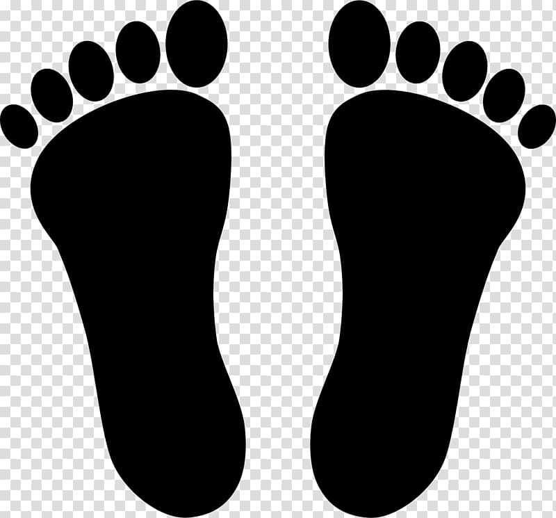 Footprint , footprints transparent background PNG clipart.