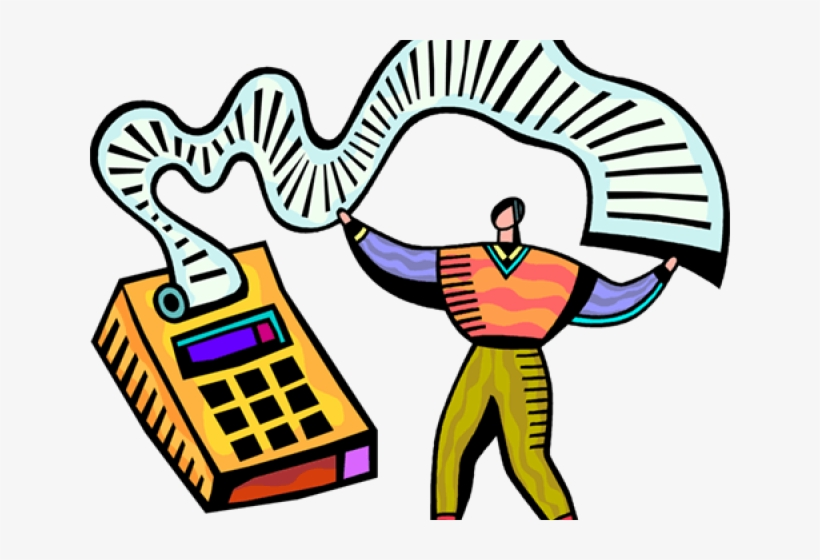 Calculator Clipart Accounting Calculator.