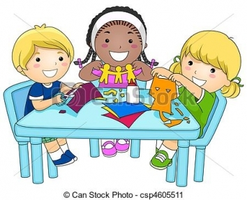 Arts crafts illustrations and clip art 43289 arts crafts royaltykids.