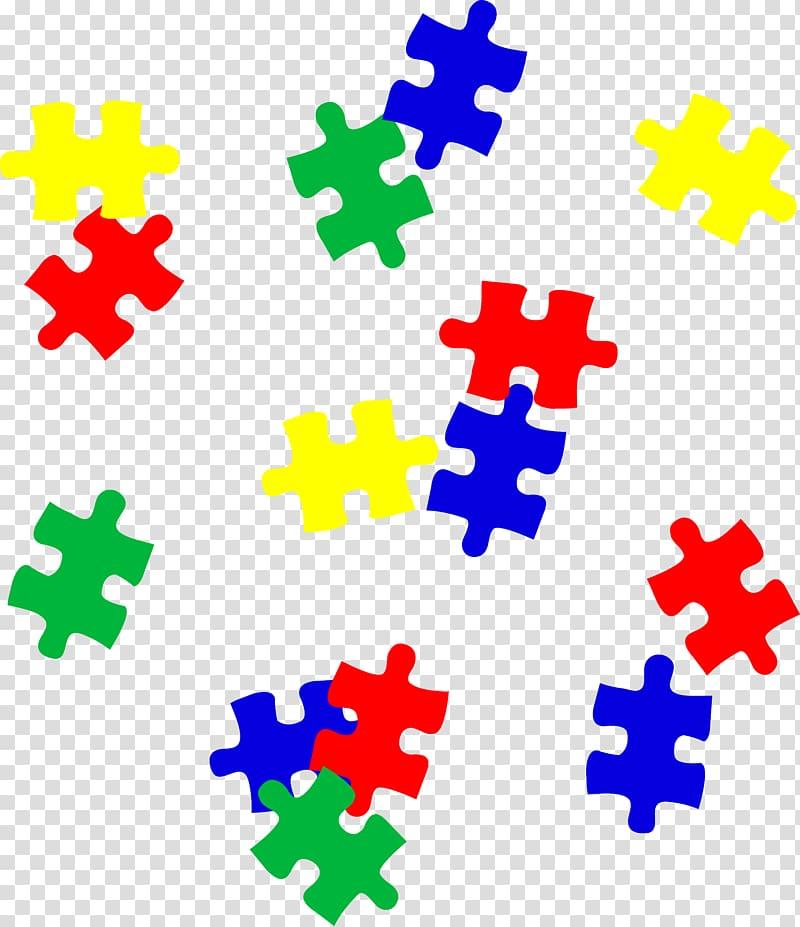 Jigsaw puzzle Autism Autistic Spectrum Disorders , Game Pieces.