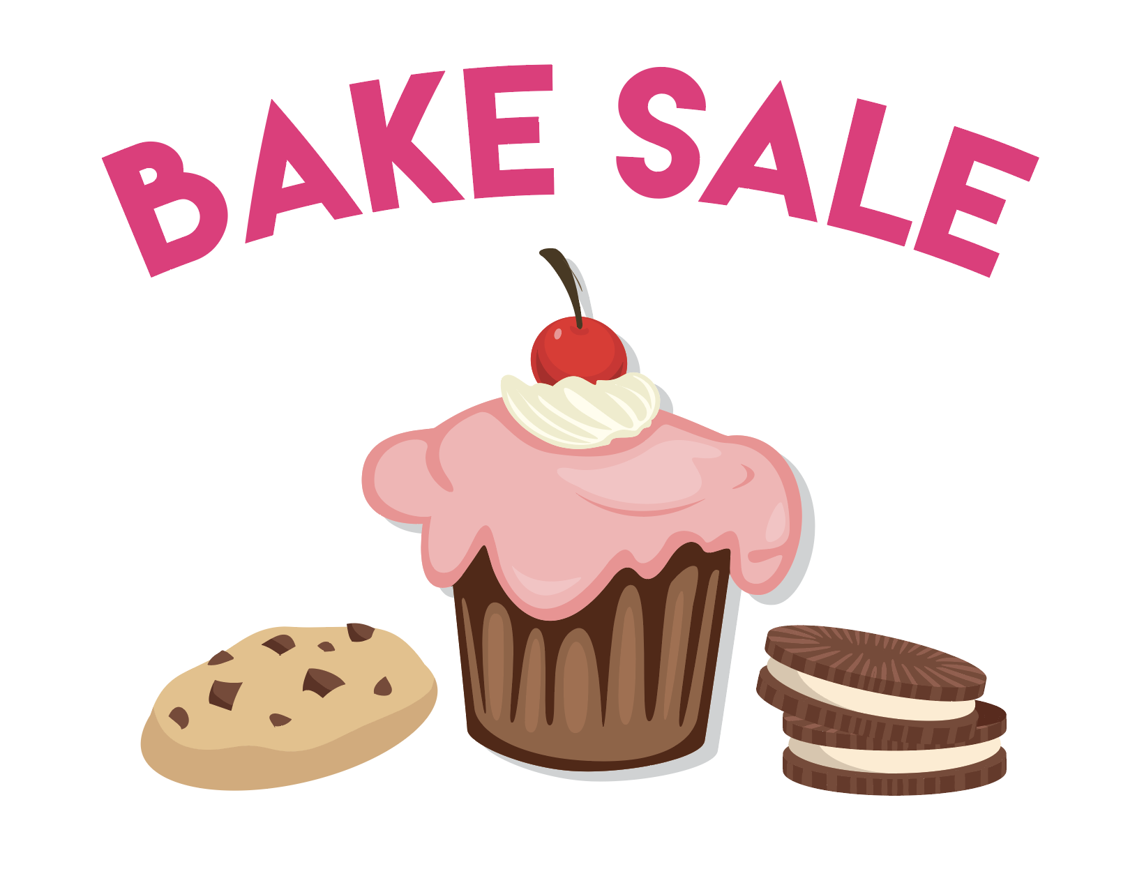 PA Bake Sale! We need your help!.