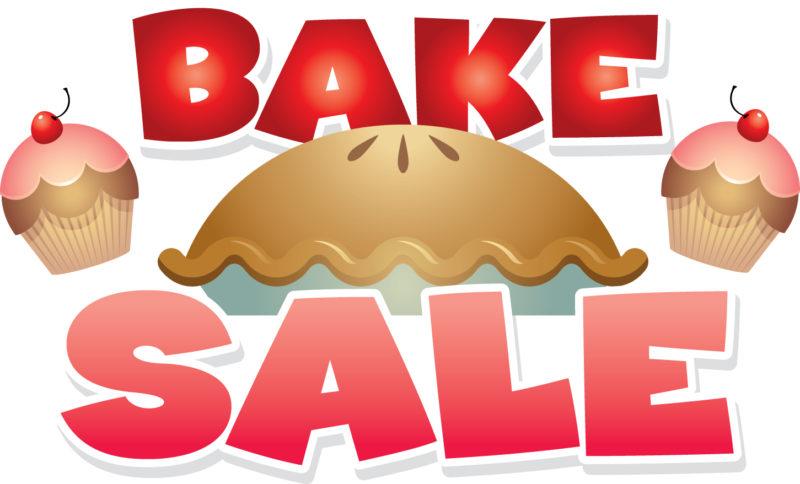 Thanksgiving clip art bake sale.