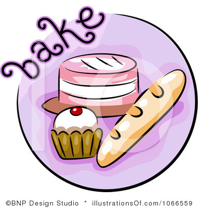 14 cliparts for free. Download Baking clipart baked goody bake sale.