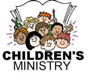 Children's Ministry Programs.