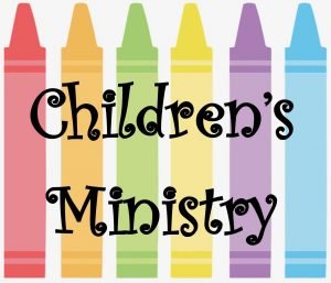 Children's Ministry.
