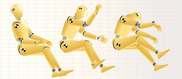 Best Crash Test Dummy Illustrations, Royalty.