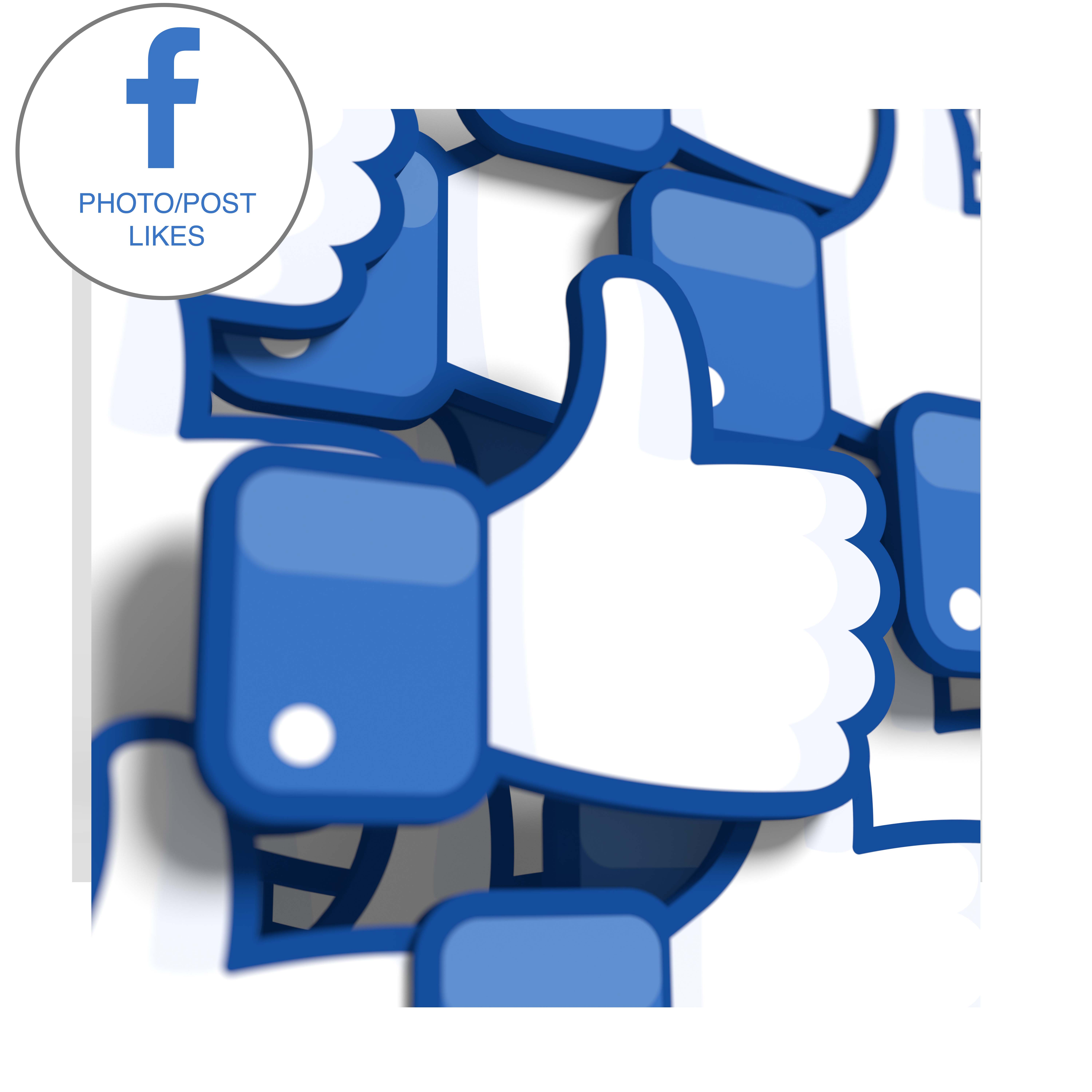 Facebook Photo or Post Likes.