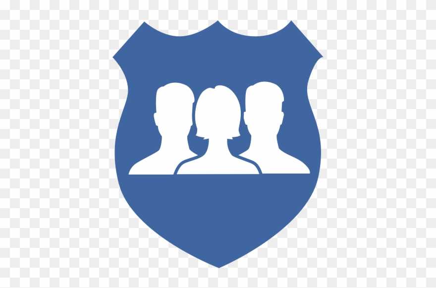 Facebook Security Badge Police People Profile Security.