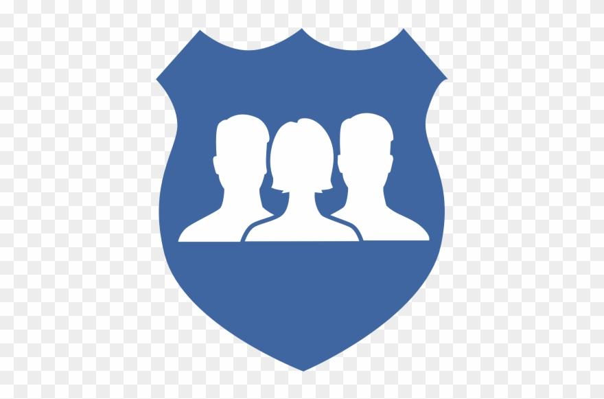 Facebook Security Badge Police People Profile Security.