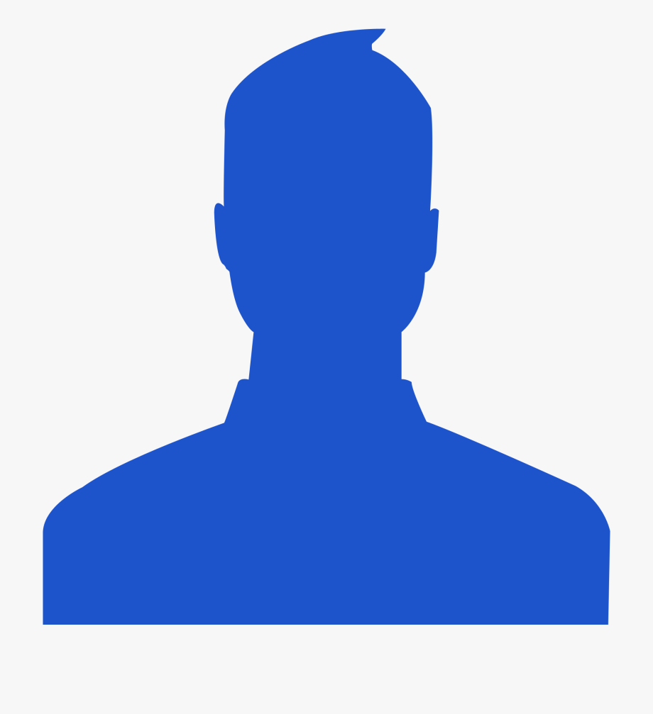 Facebook Silhouette Profile Pictures At Getdrawings.