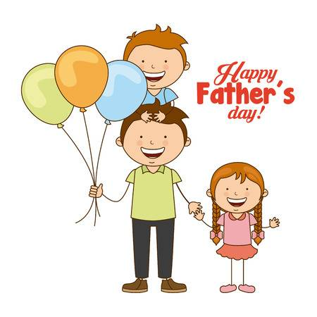 23,905 Happy Fathers Day Cliparts, Stock Vector And Royalty Free.