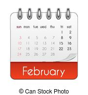 February 2019 Vector Clip Art EPS Images. 1,560 February 2019.