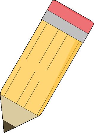 Sharp Pencil Clip Art.