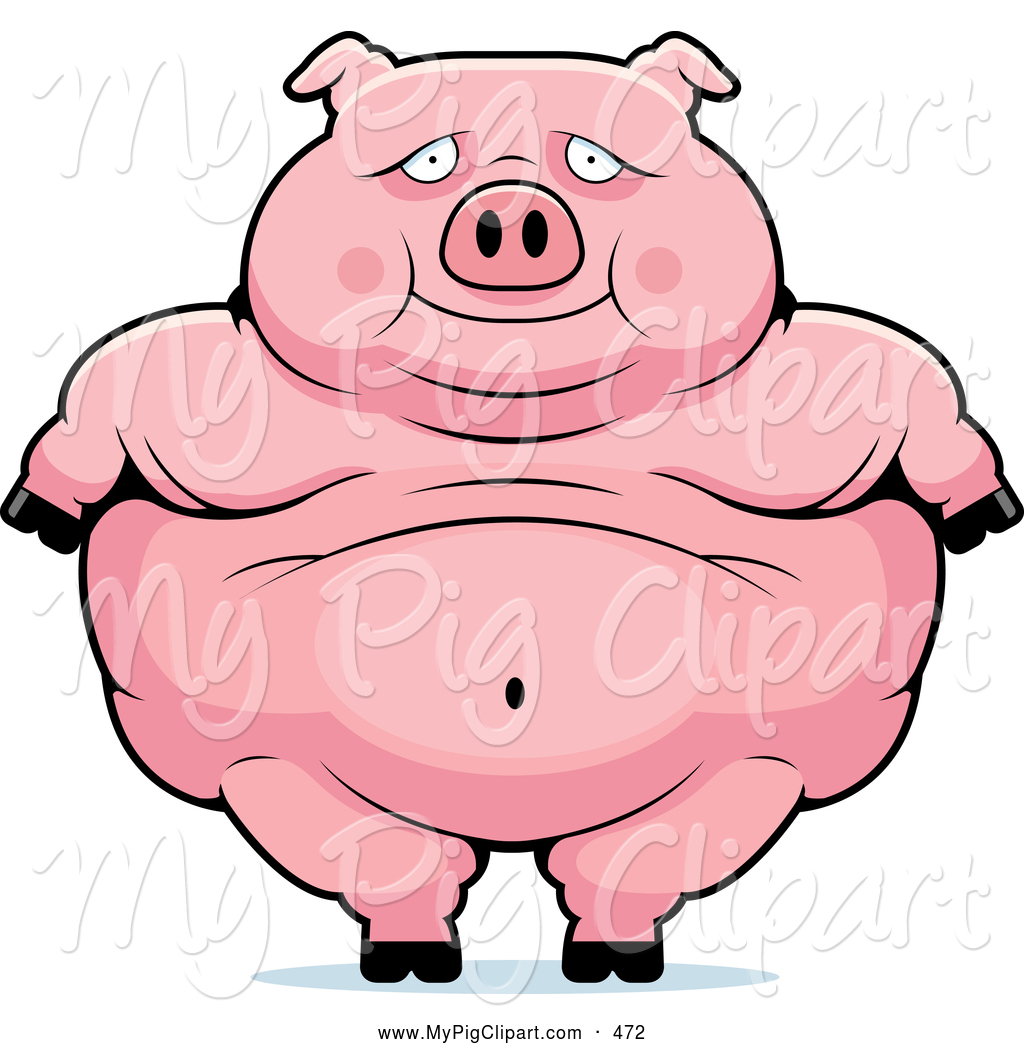 Collection of Swine clipart.