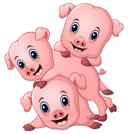 22,674 Cute Pig Cliparts, Stock Vector And Royalty Free Cute Pig.