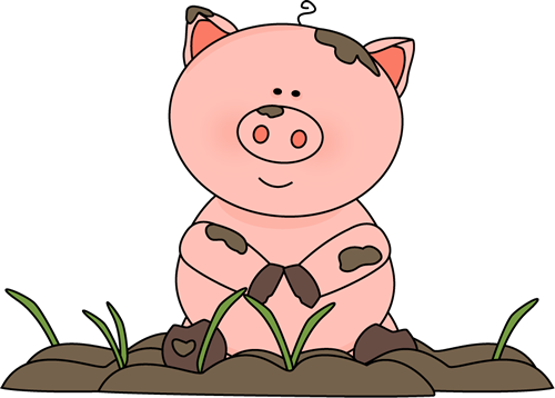 Free pig clip art from mycutegraphics.com.