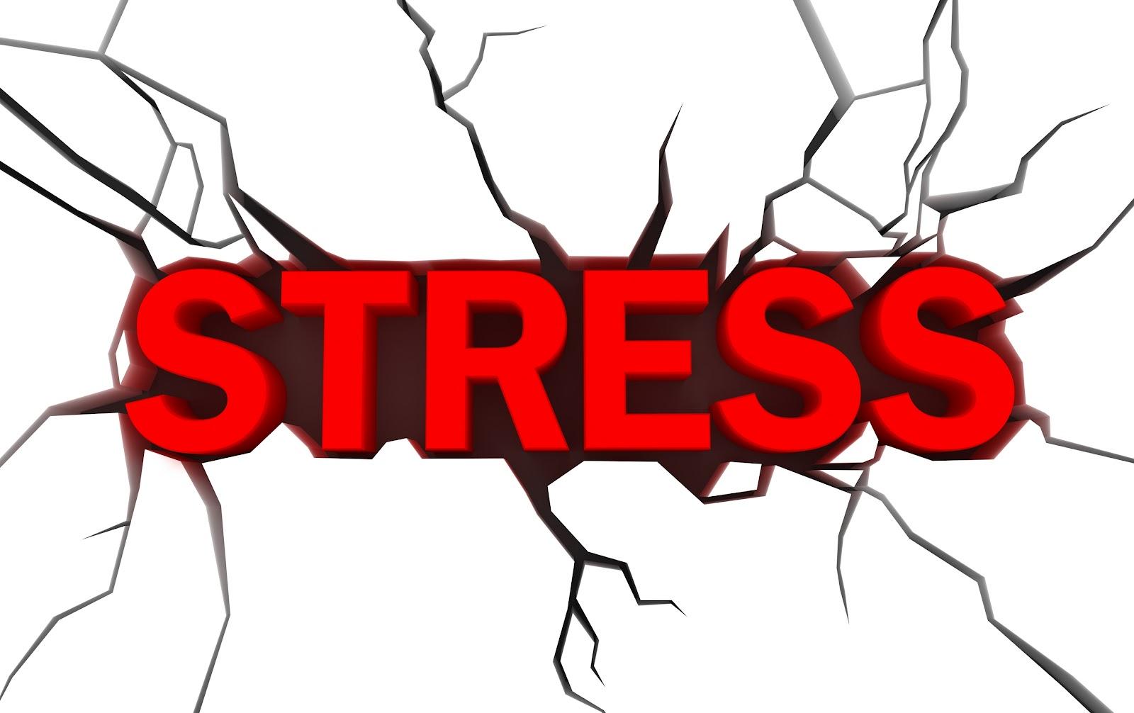 Life Stress Clip Art free image.