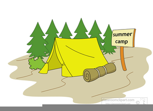 Free Clipart Summer Camp.