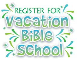 Vacation Bible School Clip.