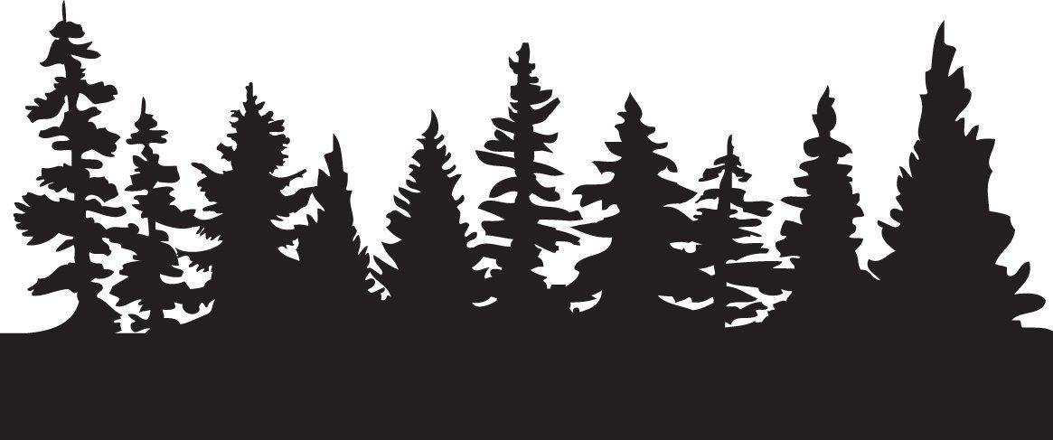 Fir Tree Clipart forest 5.
