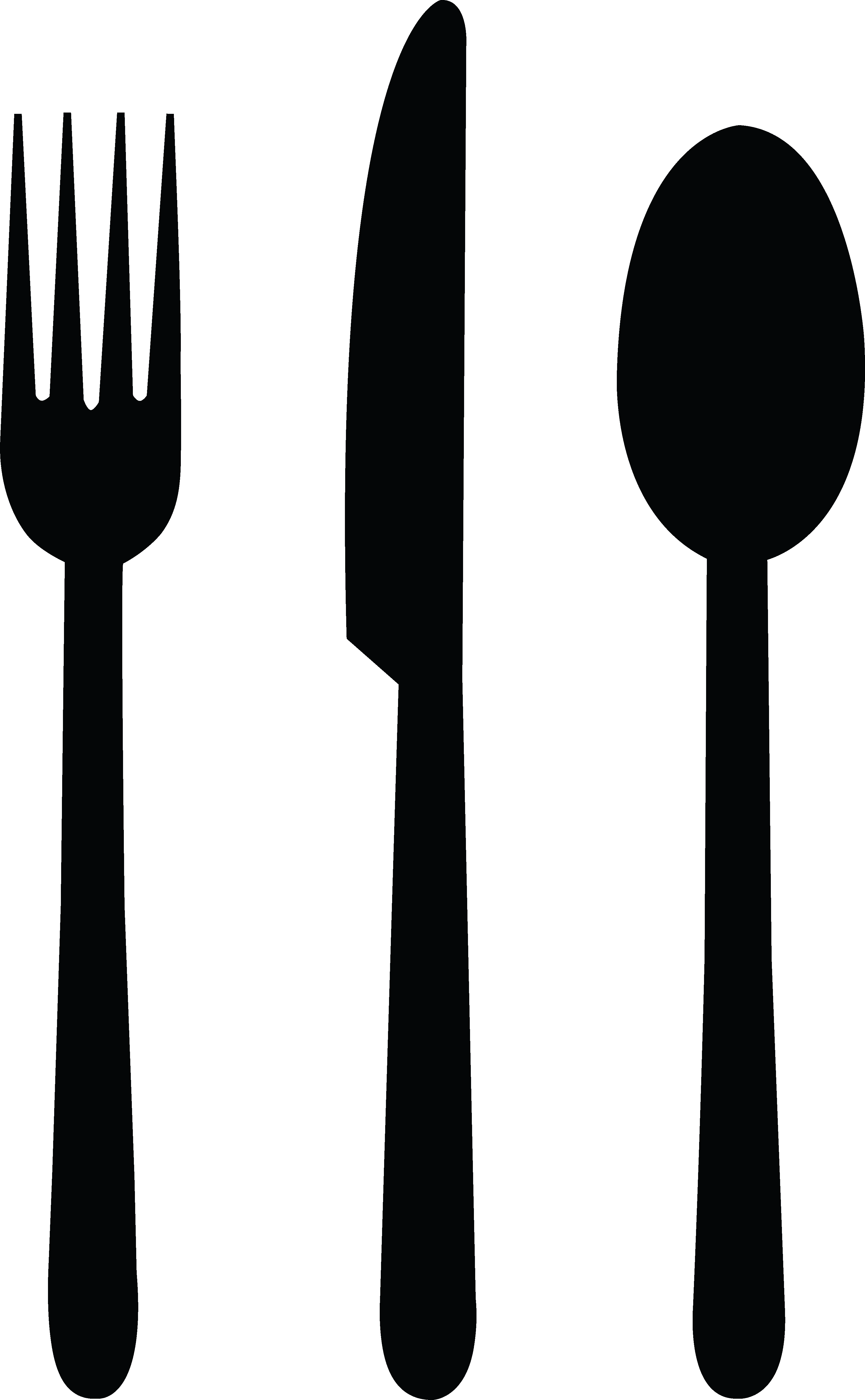 Knife And Fork Clipart.