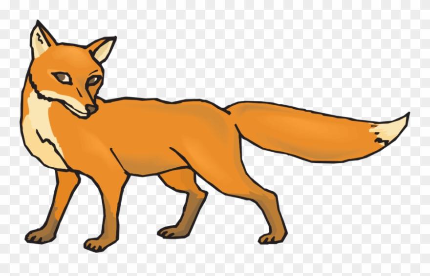 Fox Png Clipart Red Fox Clip Art.