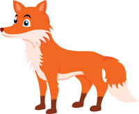 Free Fox Clipart.