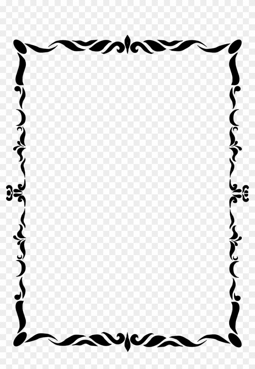 Simple Frame Design.