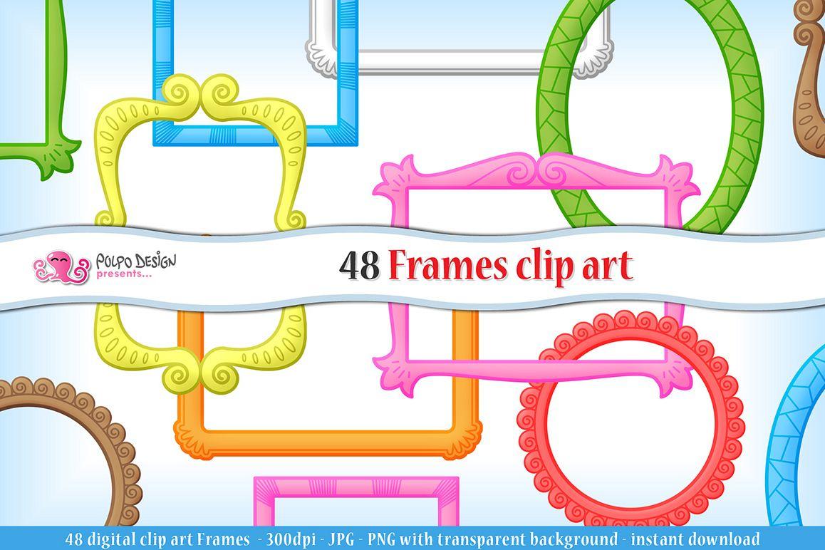 Frames clip art.