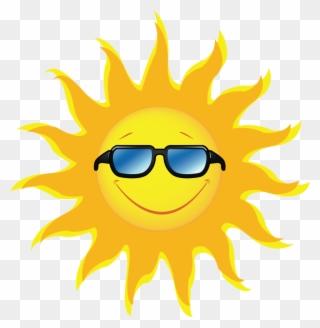 Sunshine Sun Clip Art Free Clipart Images 4.