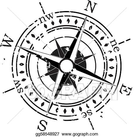 Compass clipart free 4 » Clipart Station.