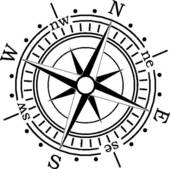 Compass clipart free 1 » Clipart Station.