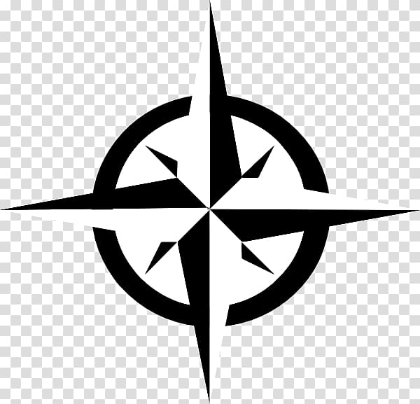 North Compass Free content , Compass Rose Template transparent.