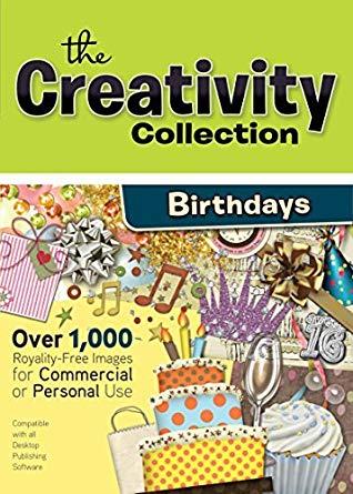 Amazon.com: Creativity Collection: Birthdays Royalty.