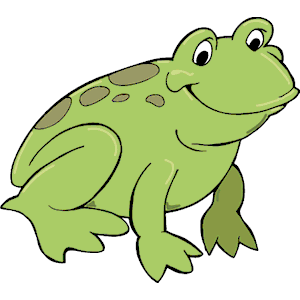 Free frog clipart 2 2.